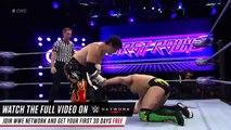 Tajiri vs. Damian Slater - First Round Match- Cruiserweight Classic, July 20, 2016