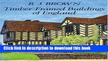 Read Book Timber-Framed Buildings of England ebook textbooks