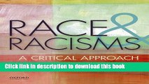 Read Race and Racisms: A Critical Approach  Ebook Free