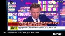 Val d'Oise : Incendies, cocktails Molotov, interpellations…nouvelle nuit de violences (Vidéo)
