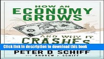 Read How an Economy Grows and Why It Crashes  Ebook Free