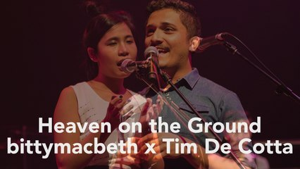 bittymacbeth Ft. Tim De Cotta - Heaven on the Ground - Jose James Ft Emily King cover