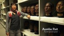 Les acteurs du musée-laboratoire: Aurélie Fort, technicienne de collections