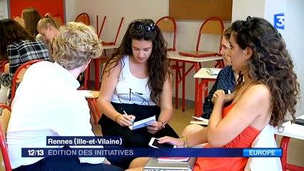 France 3 - Édition des initiatives - 21 juillet 2016