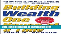 Read Building Wealth One House at a Time: Making it Big on Little Deals: Making it Big on Little