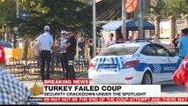 Turkey failed coup: Security under the spotlight