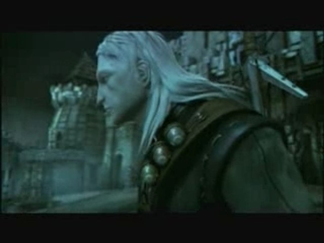 The Witcher E3 2k7 Trailer