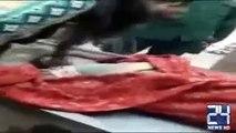 post mortem of dead pakistani model qandeel baloch 2016