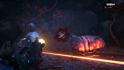 Gears of War 4 - Extrait de la campagne