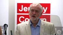 Jeremy Corbyn calls for Labour MPs to unite