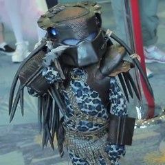 ¡He aquí el cosplay más tierno!