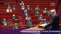 Yves Goasdoué - Prorogation de l'état d'urgence suite à l'attentat de Nice (adoption definitive)