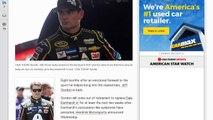 [Newsa] Jeff Gordon to replace Dale Earnhardt Jr. at Indianapolis, Pocono
