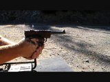 Ruger MKI .22 Pistol Mud Test
