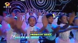 【中国新声代】巫裔同胞(Adinda)演唱林育群的【未来的第一站】