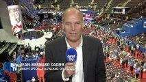 Convention républicaine: Donald Trump doit faire ses preuves lors de son discours