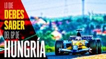 VIDEO: Claves GP Hungría F1 2016