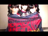 BABYMETAL「Please listen to the rare English in a cute voice SU-METAL of BABYMETAL speak.」