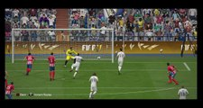 FIFA 16 Career Mode- 5 Amazing Goals by Loic Remy