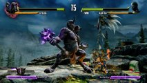 Killer Instinct: Season 3 - Gameplay - Eyedol vs. Kan-Ra