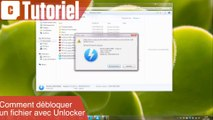 Comment débloquer un fichier récalcitrant avec Unlocker ?