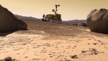 ExoMars : un radar made in France sur Mars en 2020