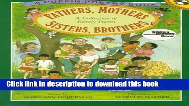 PDF Fathers Mothers Sisters Brothers  EBook