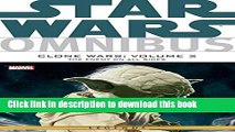 Download Star Wars Omnibus: Clone Wars Vol. 2: The Enemy On All Sides (Star Wars: The Clone Wars)