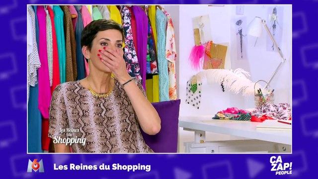 Cristina Córdula choquée par la tenue d'une candidate des Reines du shopping