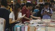 La Feria del Libro de Hong Kong, escaparate de libros prohibidos