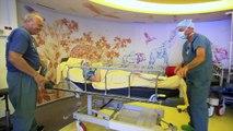 Nouveaux blocs pédiatriques à l'hôpital Trousseau