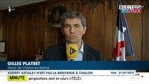 Le maire de Chalon-sur-Saône refuse d'accueillir la ministre de la Culture