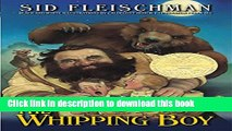 Read The Whipping Boy PDF Free