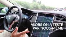 Que peut-on faire (ou ne pas faire) au volant d'une Tesla en autopilote ?