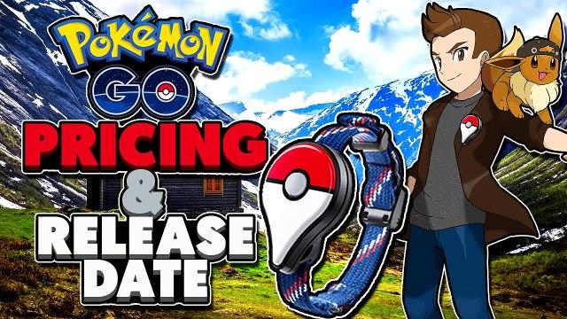 BRAND NEW Pokémon GO PLUS INFO - Release Date & Pricing!