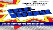 Read Gene LeBell s Handbook of Self-Defense (Heritage Series) Ebook Free