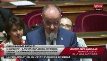Etat d'urgence : explication de vote du groupe UDI-UC par Vincent Capo-Canellas, Sénateur de la Seine-Saint-Denis