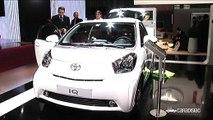 Paris 2008 : Toyota Iq