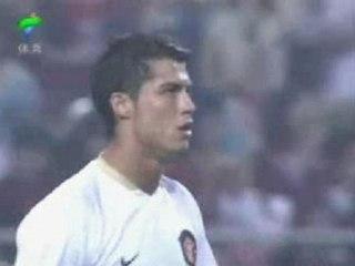Ronaldo goal vs FC Seoul