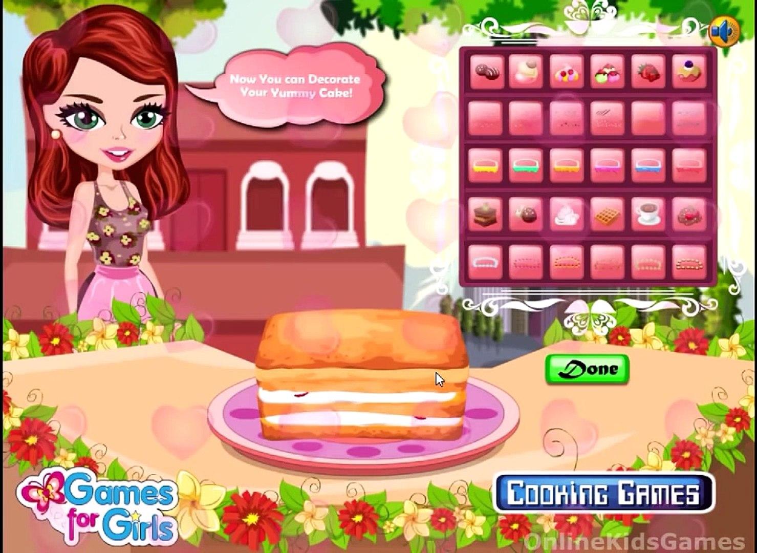 Cake Master: Ice Cream Cake Game