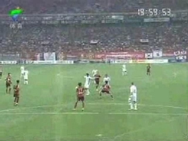 Eagles goal vs FC Seoul