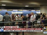 Computer outage impacts Southwest Airlines flights at Sky Harbor