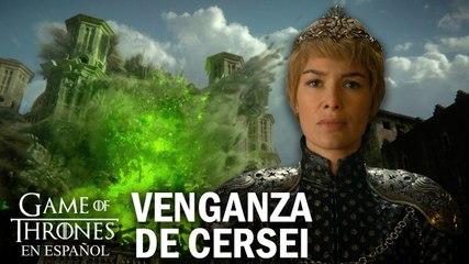 Especial Venganza de Cersei   Game of Thrones en español