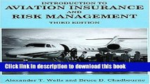 Download Books Introduction to Aviation Insurance and Risk Management Ebook PDF
