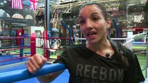 Sarah Ourahmoune: France's first female boxer at Olympics