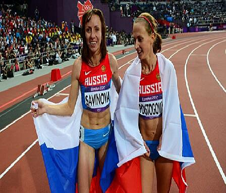 Russia Olympic Track and Field Ban