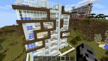 Minecraft  INSTANT MASSIVE STRUCTURES (OVER 800 EPIC STRUCTURES!) Mod Showcase