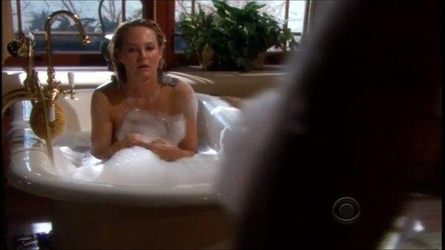 Nick and Sharon - Hot Bubble Bath Scene part 2