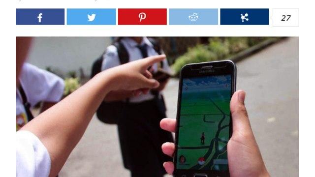 [Newsa] Pokémon Go Servers: Here's the Pokémon Go Server Status; Is Pokémon Go Down?