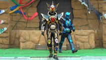 Kamen Rider ghost show Kamen Rider ghost Grateful soul / Kamen Rider Spector appeared!